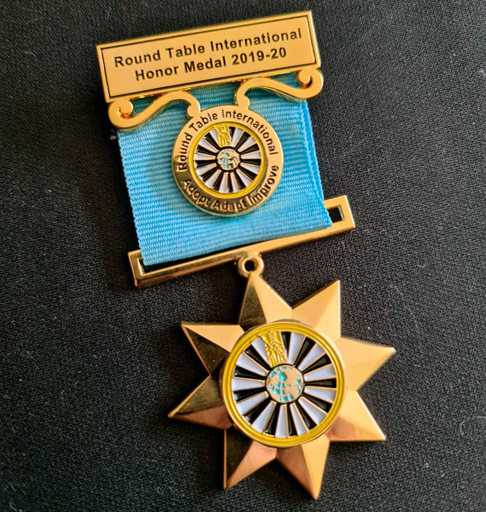 Honour Medal Image