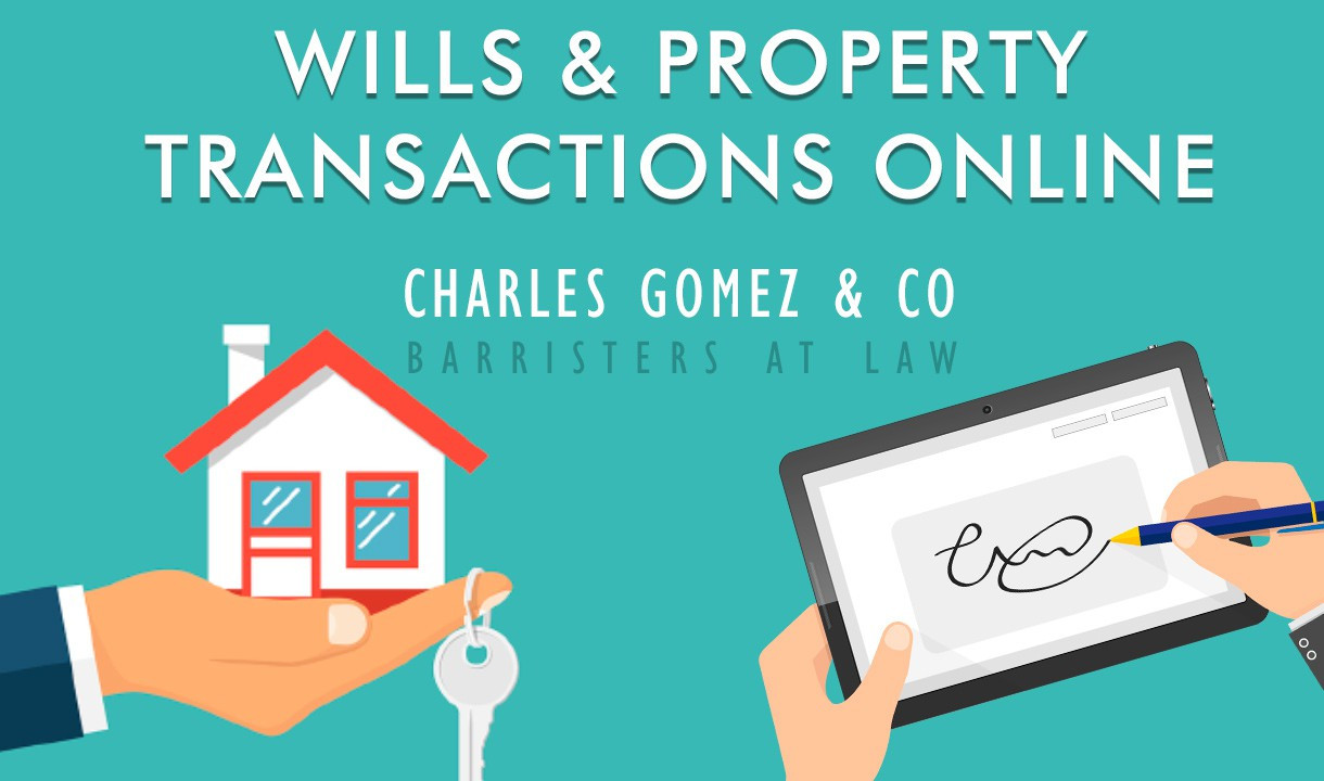 Charles Gomez & Co | Remote Legal Services During Lockdown Image