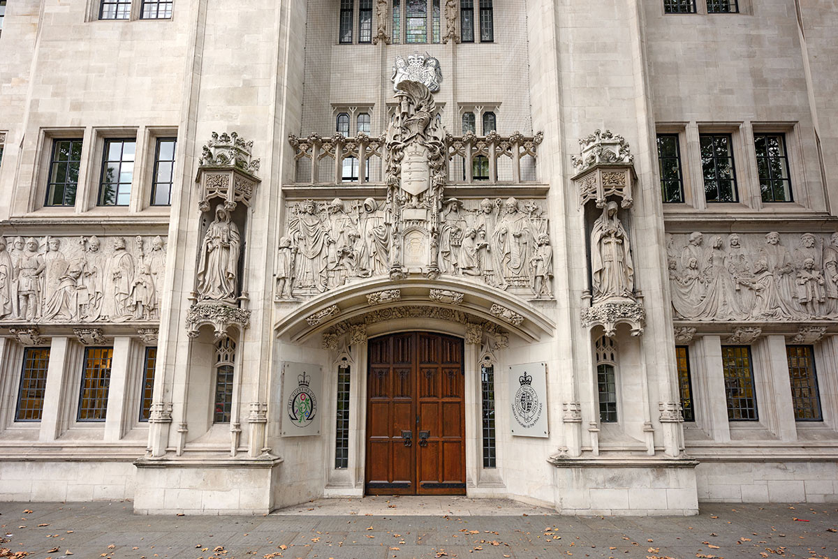 UK Supreme Court holds in favour of businesses over business interruption insurance claims Image